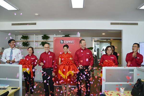 迪培北京办公室乔迁新址宏图大展智造未来